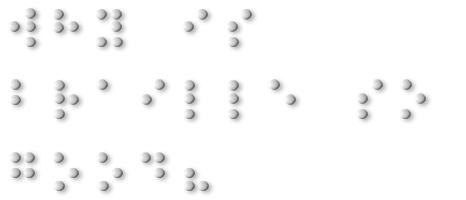 45340386 Braille Matrix466
