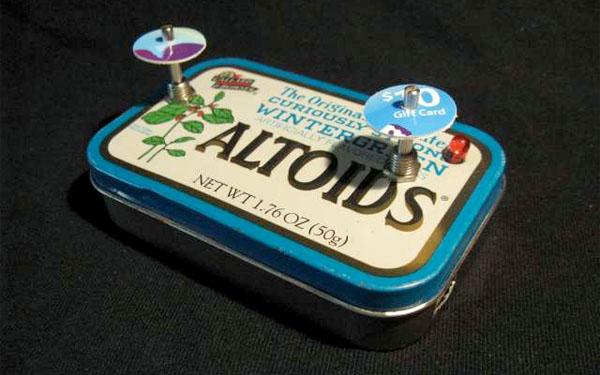 Arduino Etchasketch