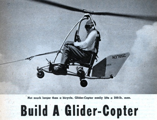 Glider Copter 0