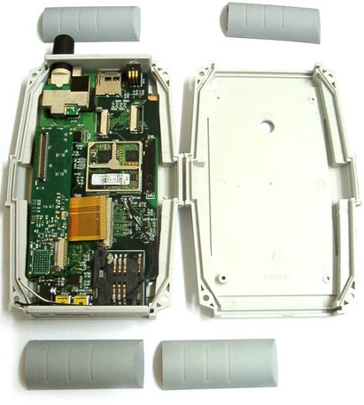 Gizmoforyou Gumstix All-In-One Daughterboard