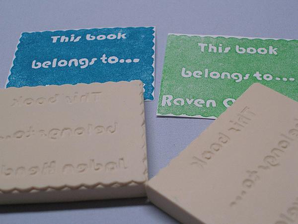 Personalizedbookplates