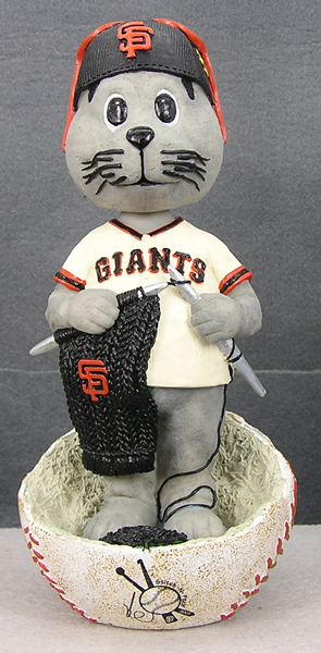 Lousealstitching Bobblehead