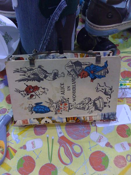Mffashion Alicebookpurse