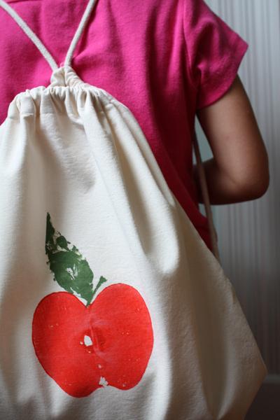 Apple Backpack