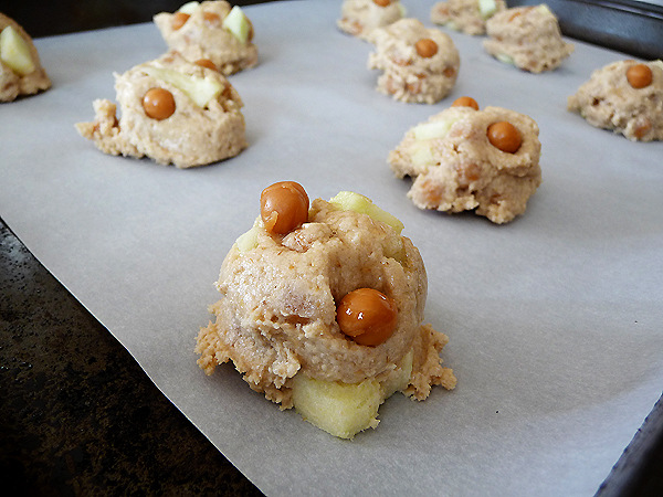 Caramelapple Cookiedough