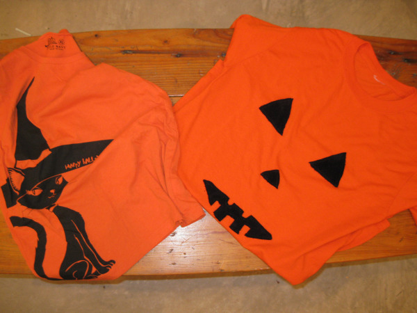 Halloween Shirtbag 1