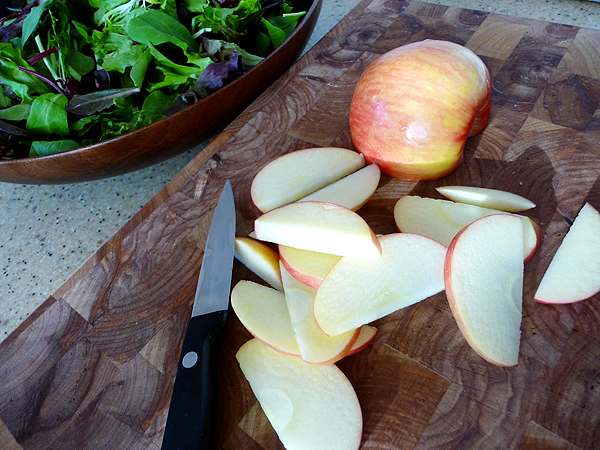 Thanksgiving Salad Sliceapples