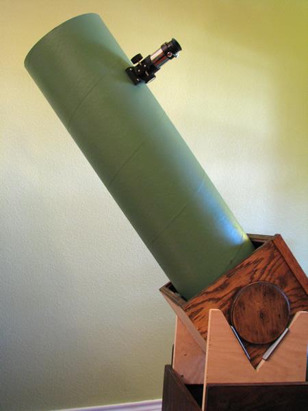 Handmade telescope