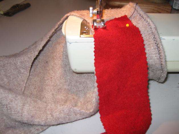 Babyhat Sweater Step9
