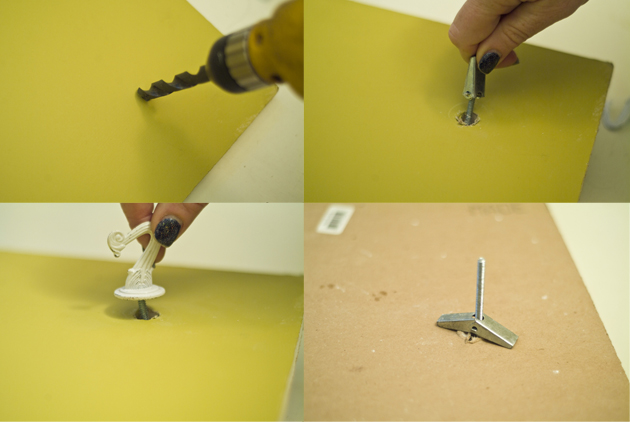 How-To: Set Drywall Anchors | Make: