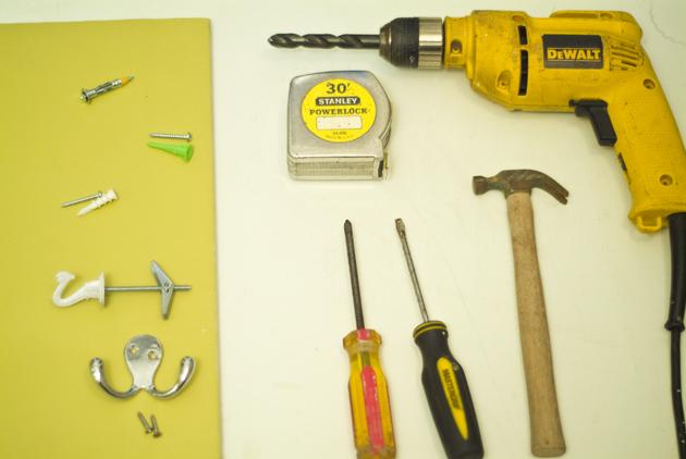 How-To: Set Drywall Anchors | Make:
