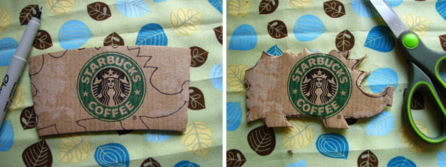 Caffeinated Pin Book Step7