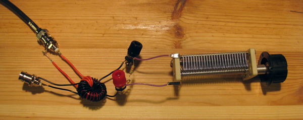 How-To: Make a Multiband EFHWA for Amateur Ham Radio | Make: