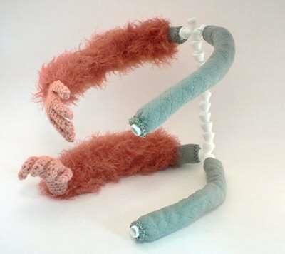 Ravelry: Orangutan baby (amigurumi) pattern by Chrissie Smart | 356x400