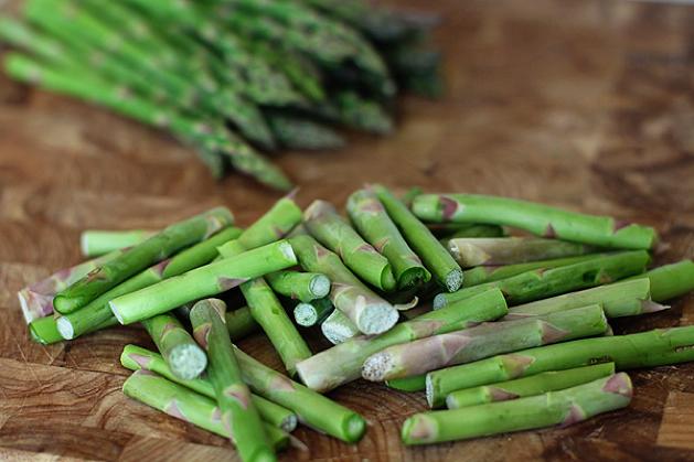 Gardentotable Asparagus Ends