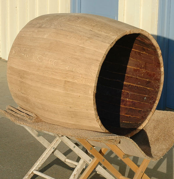 Maker Faire: Wine Barrel Taiko Drums | Make: