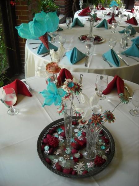 Apripaul Wedding Centerpiece2