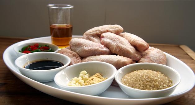 Bourbonchicken Ingredients
