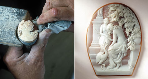 Carving Cameo