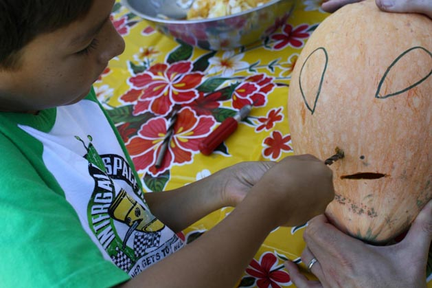 Pumpkin Carving With Kids Step6A