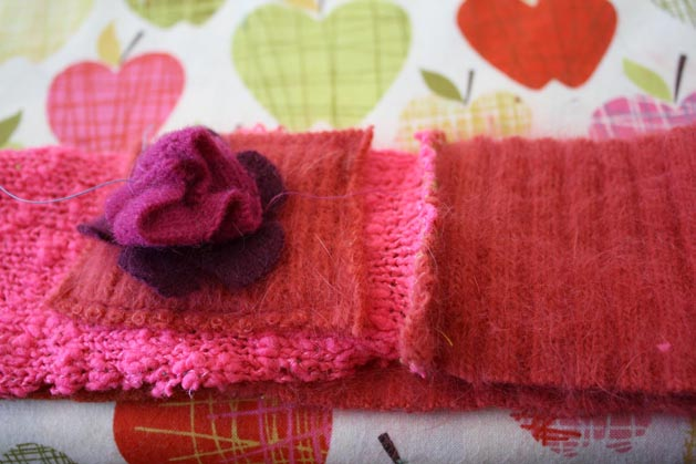 Felted Headband Step12A