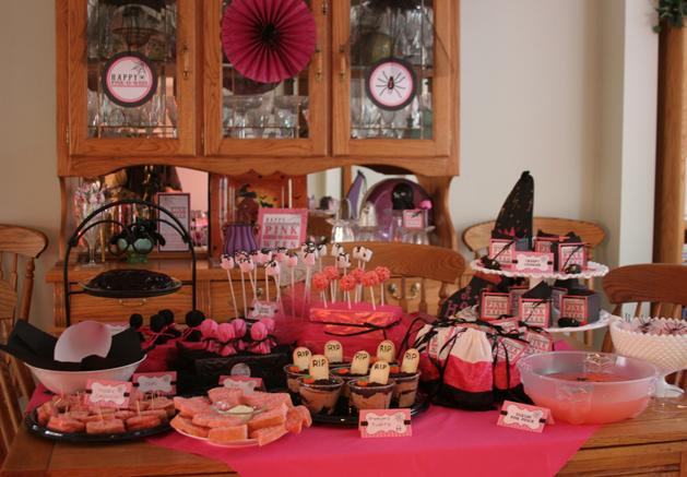 Halloweencontest Pinkoween Winners