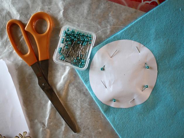 Holiday Coaster Set Step5