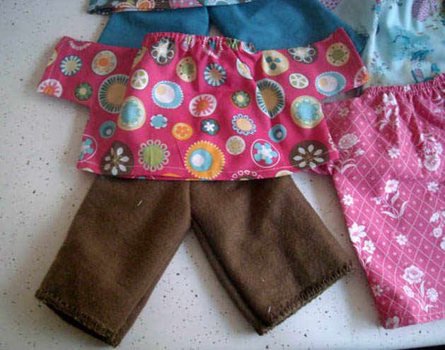 Doll Clothing Patterns | Make: