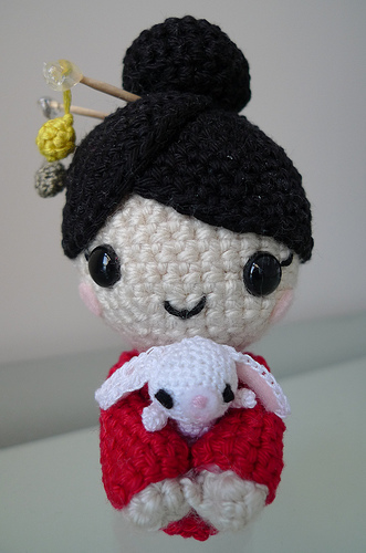 Crochet Amigurumi Doll CAL Ep1 - Head and Eyes - YouTube | 500x331