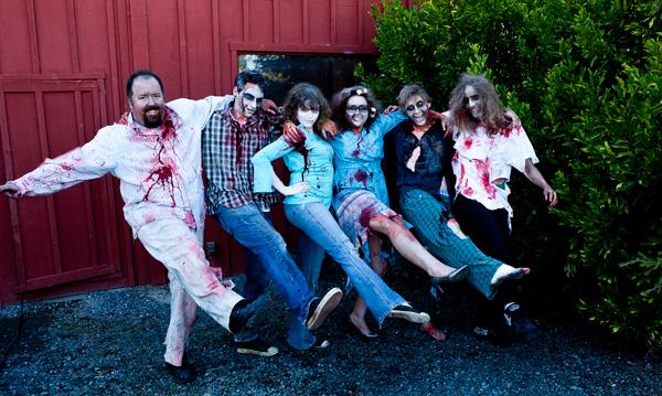 make volume 25 makeshift zombie chorus line