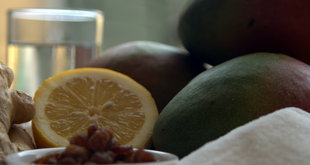 Mangochutney-Ingredients