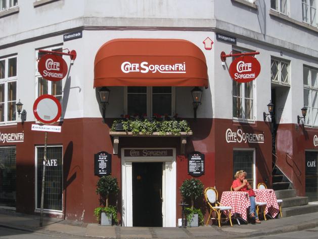 Copenhagen Cafesorgenfri