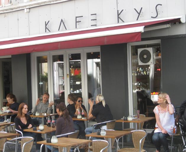 Copenhagen Kafekys