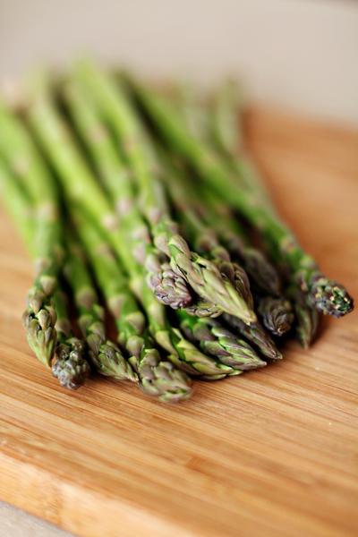 Kitchen101 Spring Asparagus