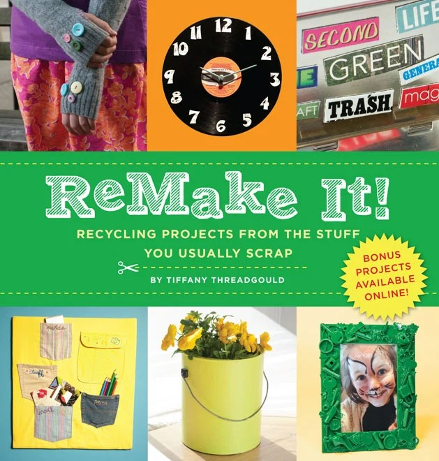 Remake-It Bookcover