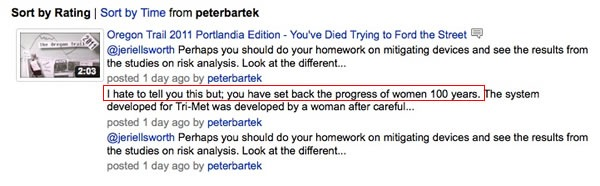 Comments Peterbartek