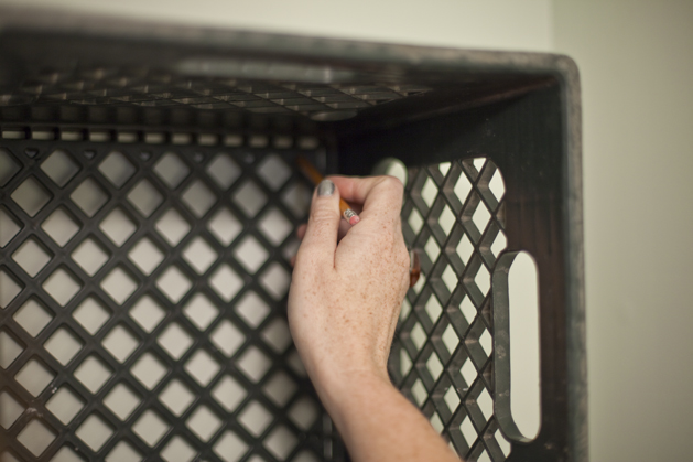 how to sturdy milk crate storage make rh makezine com