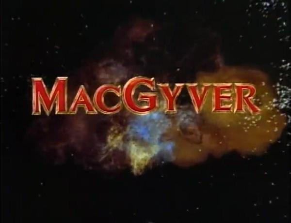 Macgyver Intro