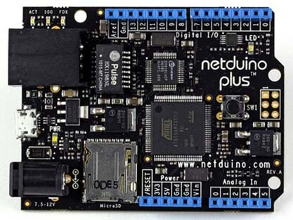 Netduino Plus