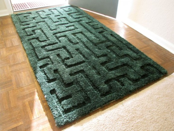 Add Personality to Any Space With 10 DIY Rug Projects| DIY Projects, DIY Craft Projects, DIY Rug, How to Make Your Own Rug, Craft Projects, Home Decor Projects, DIY Rugs, Fast Home Improvements, Interior Design, Popular Pin