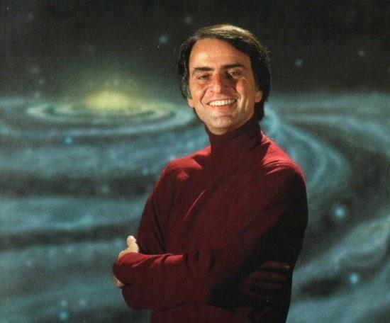 Carl Sagan-550X456
