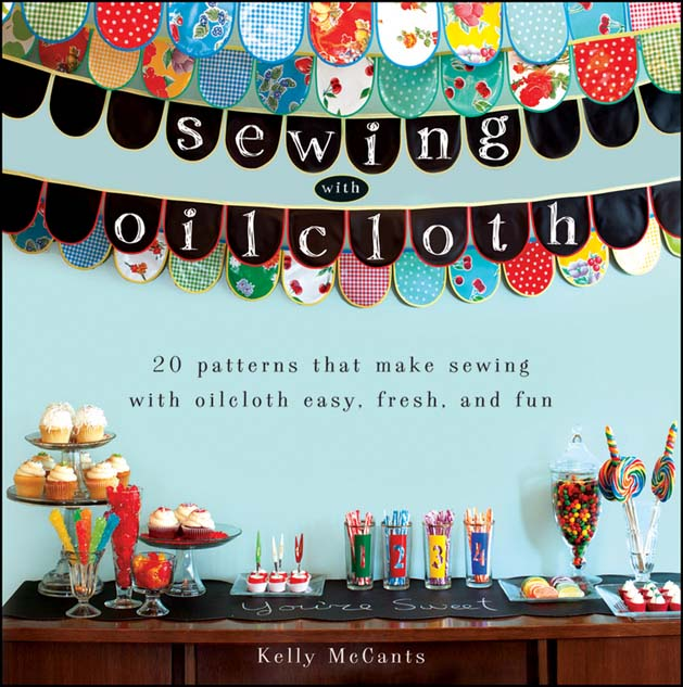 Sewing with Oilcloth Cover CRAFT.jpg