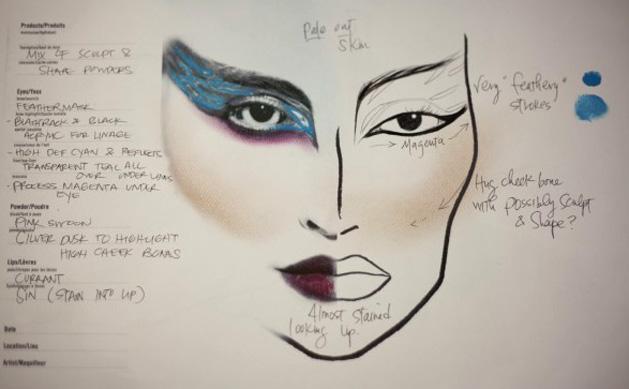 halloween-makeup-DIY black swan1.jpg