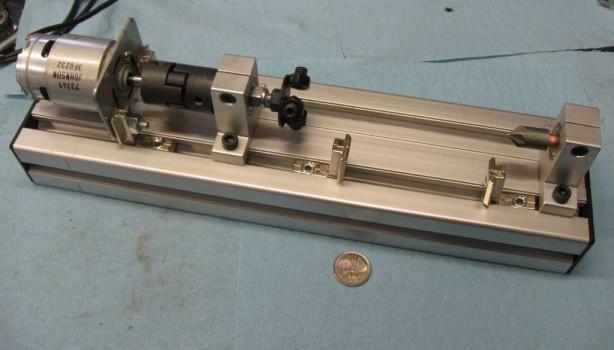 How To Mini Metal Lathe Make