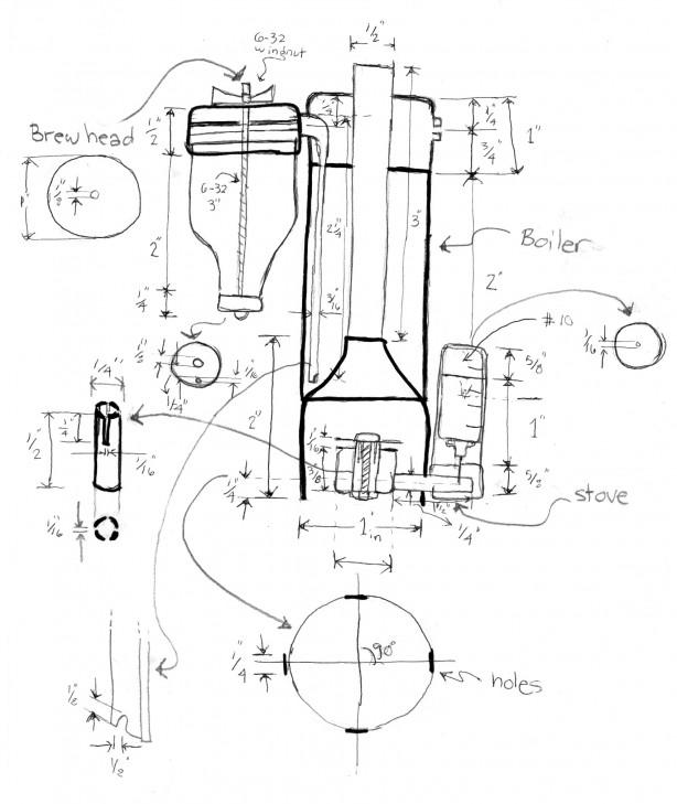 Pocket Size Espresso Machine