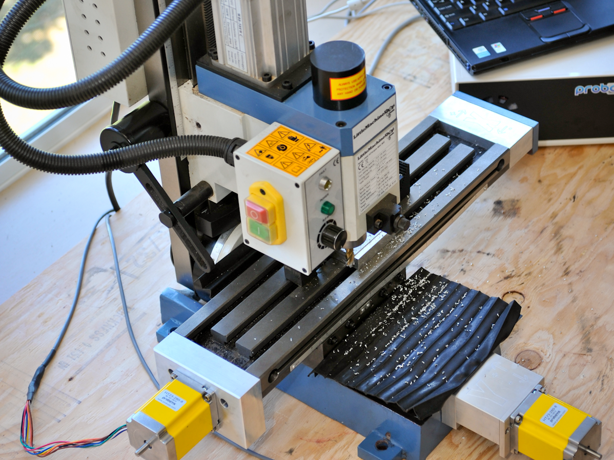 Kit Review Mini Mill Cnc Conversion Make