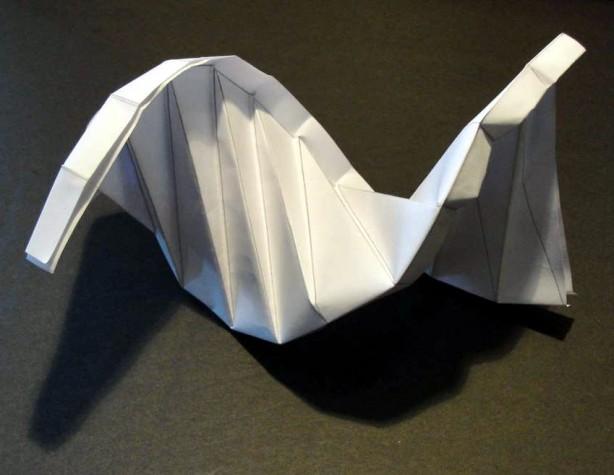 origami dna make