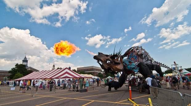 Maker Faire Detroit 2011