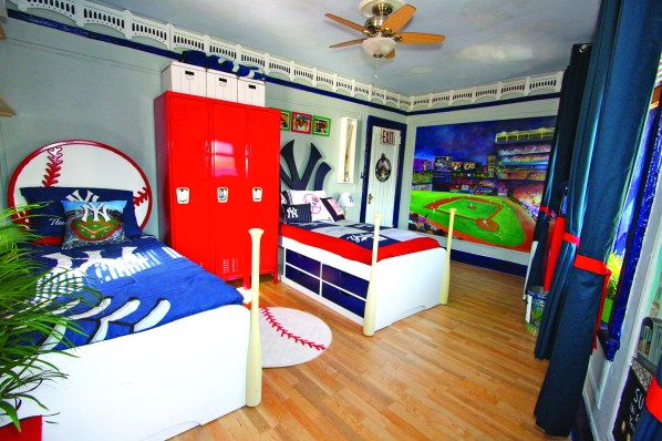 Jesus' room
