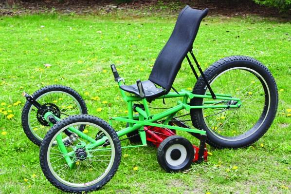 lawn rider
